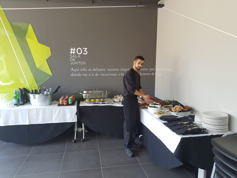 FOSH CATERING EN MALLORCA OFFICE